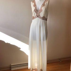 Emilio Pucci Nightgown Dress Slip.
